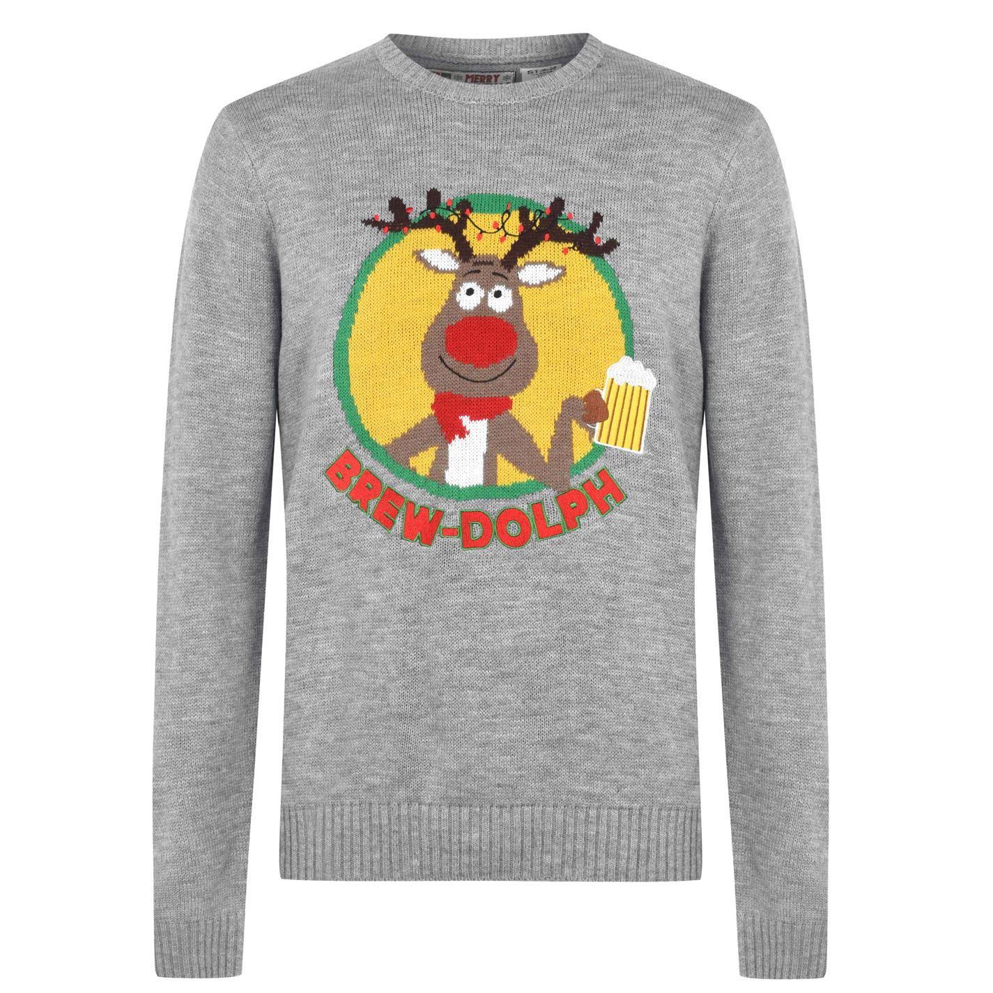 Mergi la Pulovere tricotate Craciun pentru Barbati