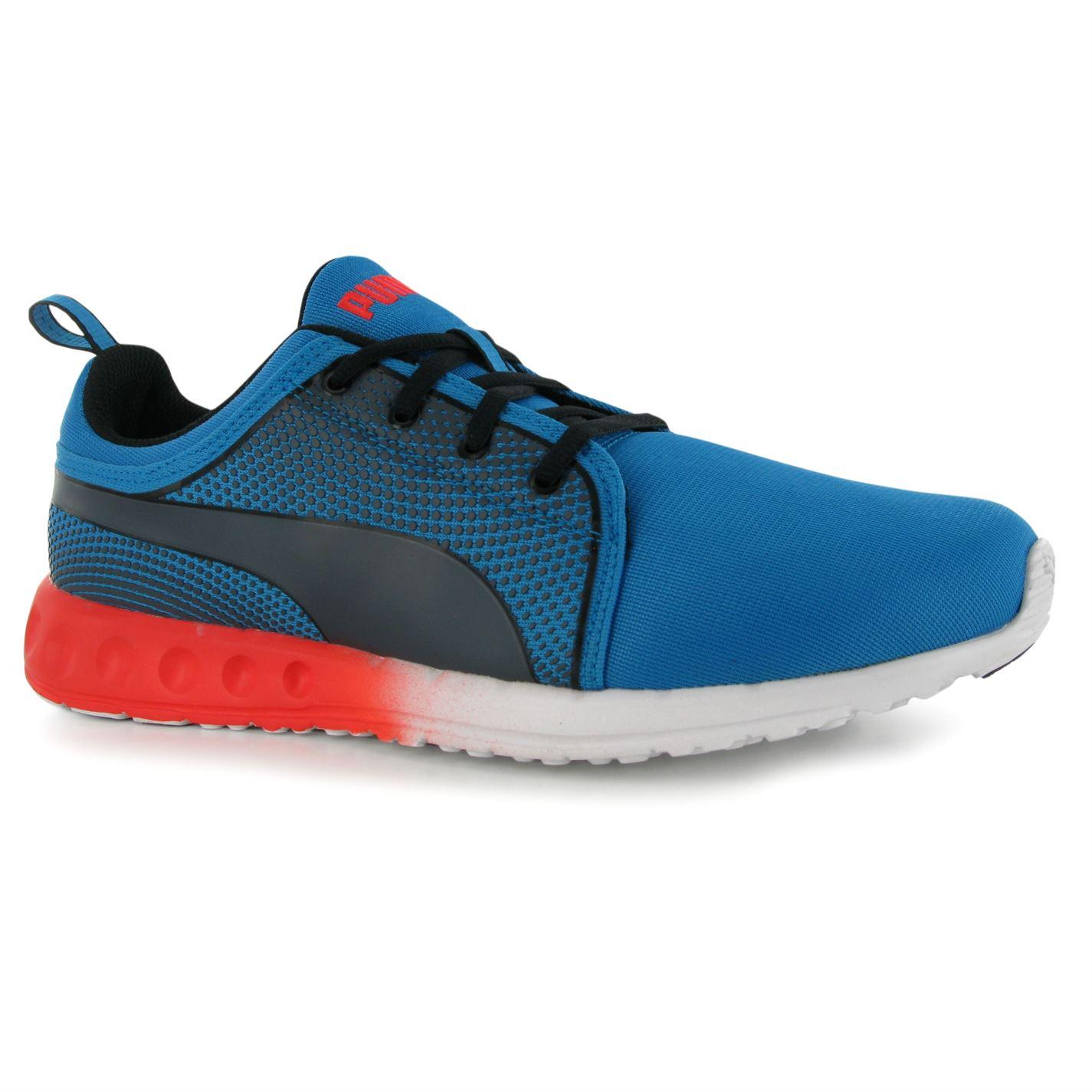 Adidasi sport Puma Carson 3D pentru Barbati albastru negru