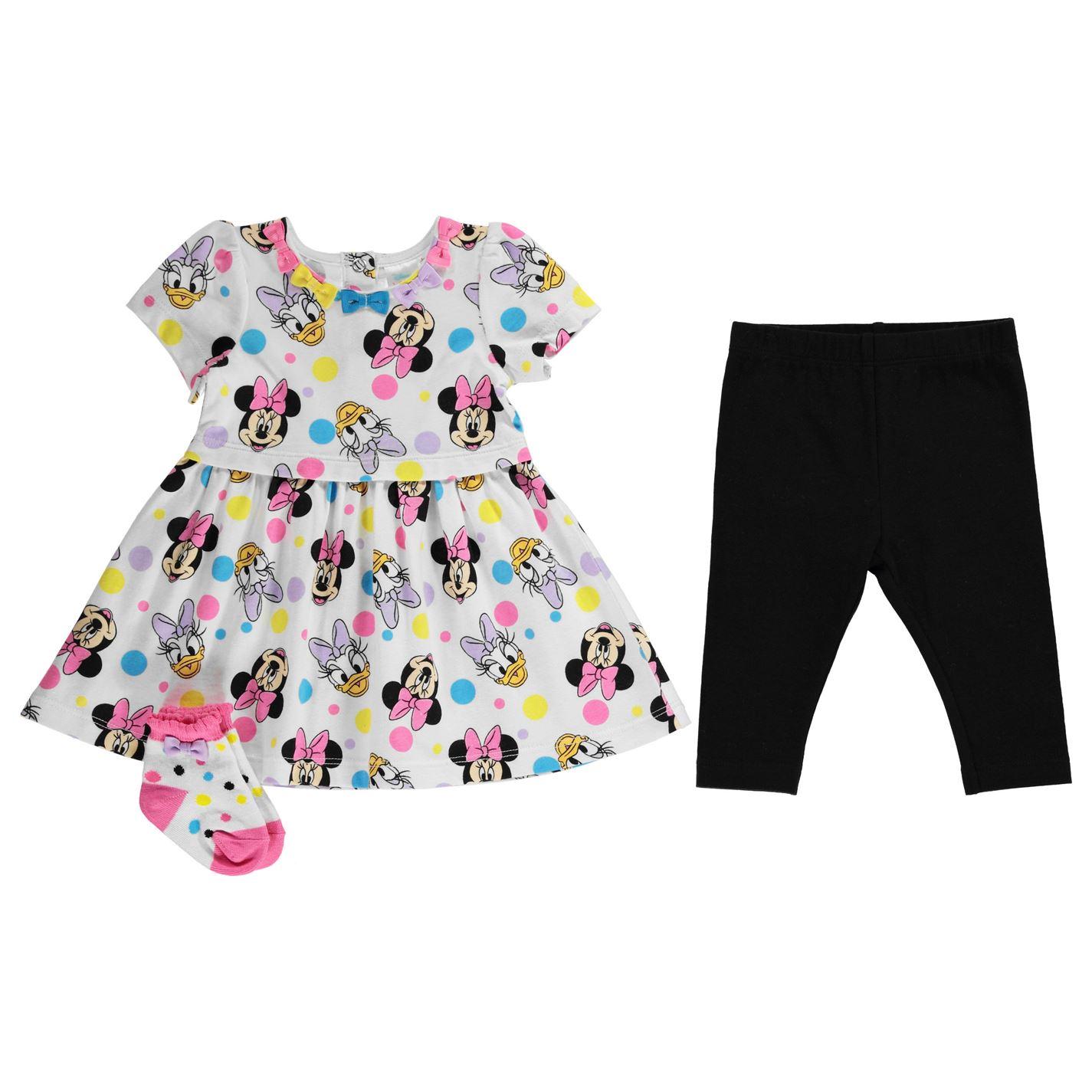 Rochie 3 Piece pentru fete pentru Bebelusi cu personaje