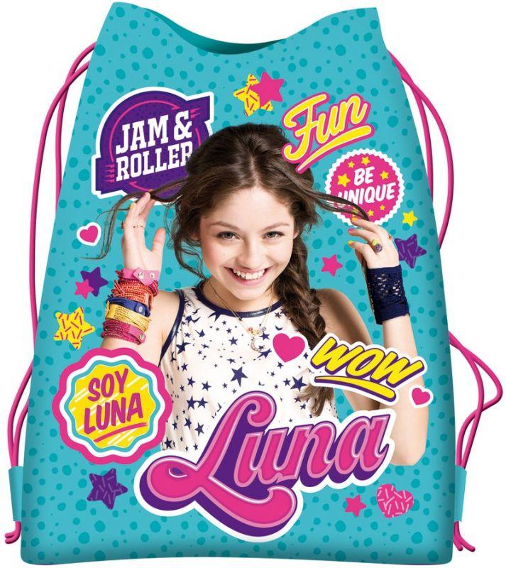 Saculet Fitness Smile Soy Luna