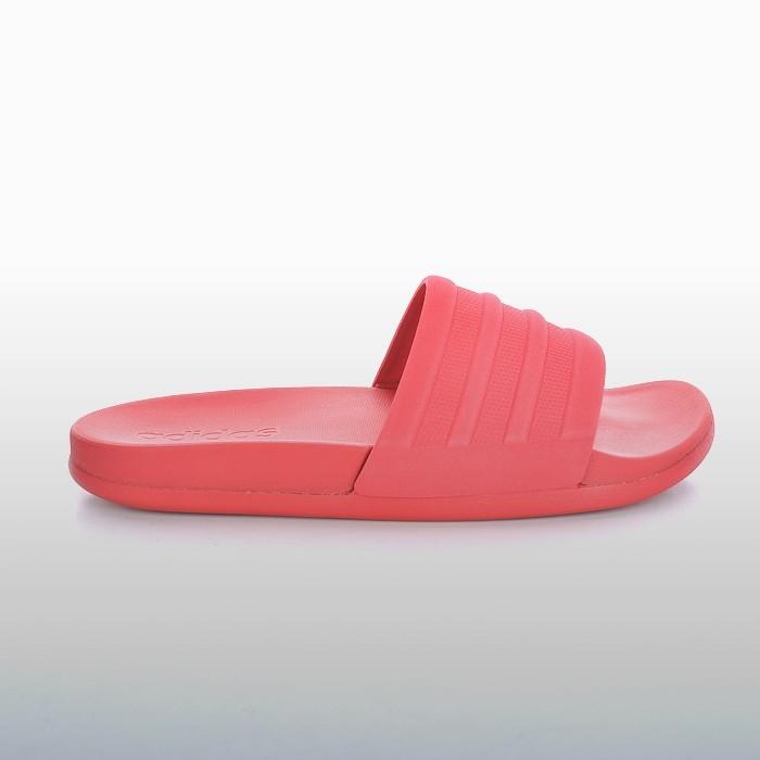 Papuci plaja adidas Adilette Cf Mono rosu W Femei