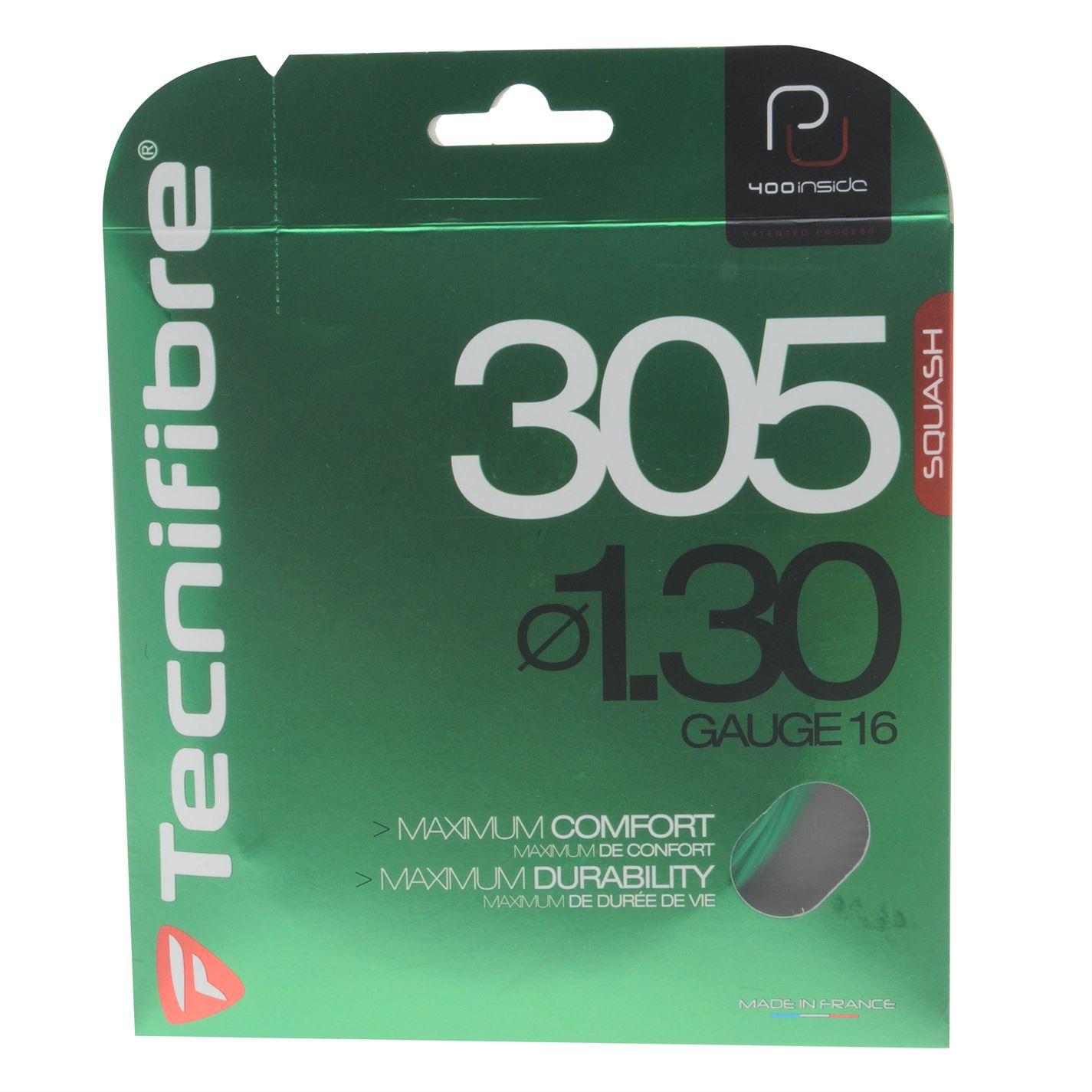 Set Corzi Tecnifibre 305 Squash