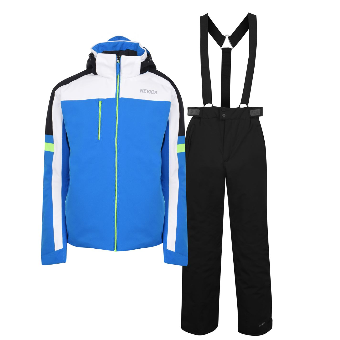 Mergi la Echipament schi Nevica Meribel pentru Barbati albastru