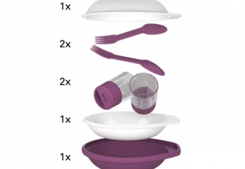 SET VASE DINE DUO KIT