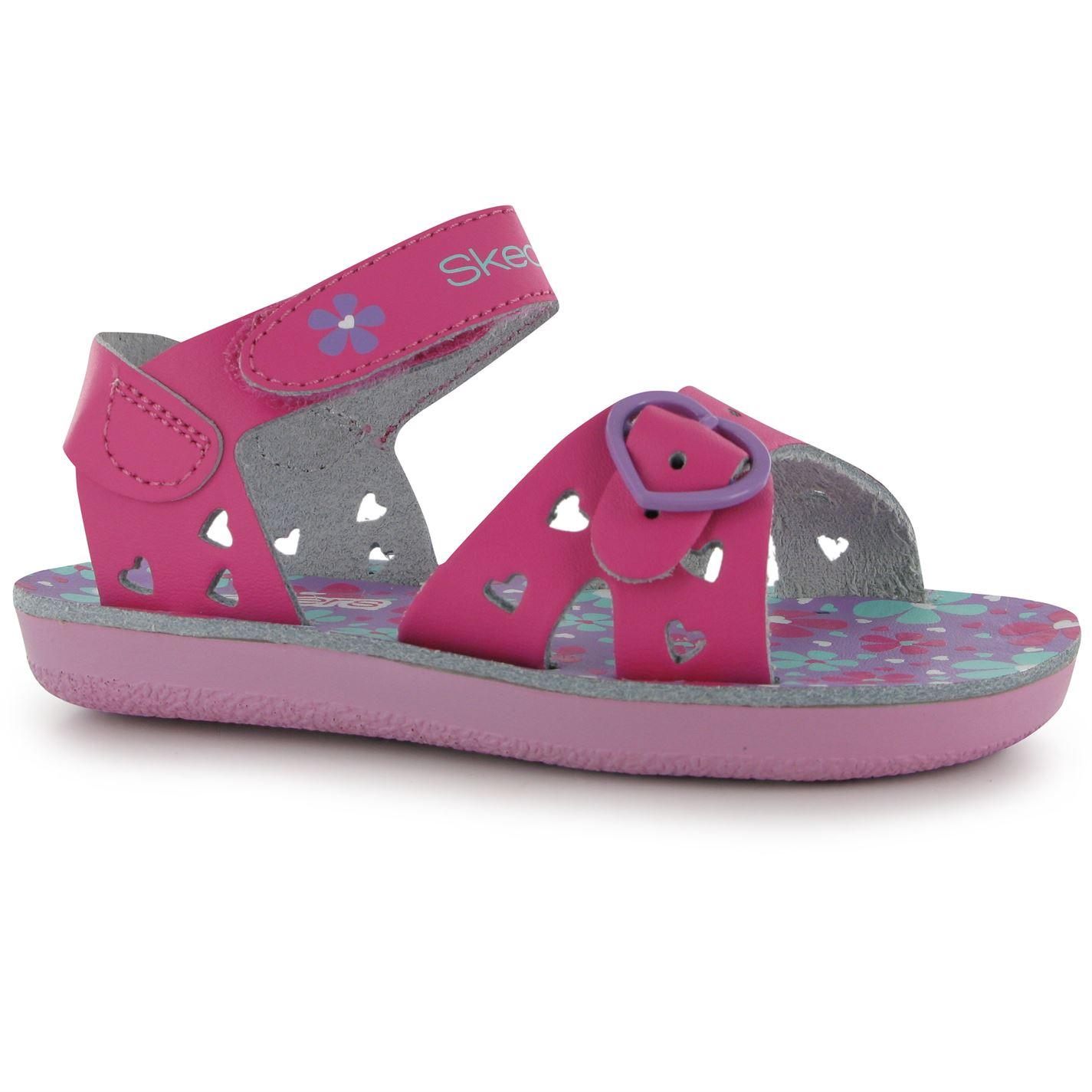 Sandale Skechers Buttercup pentru fete pentru Bebelusi