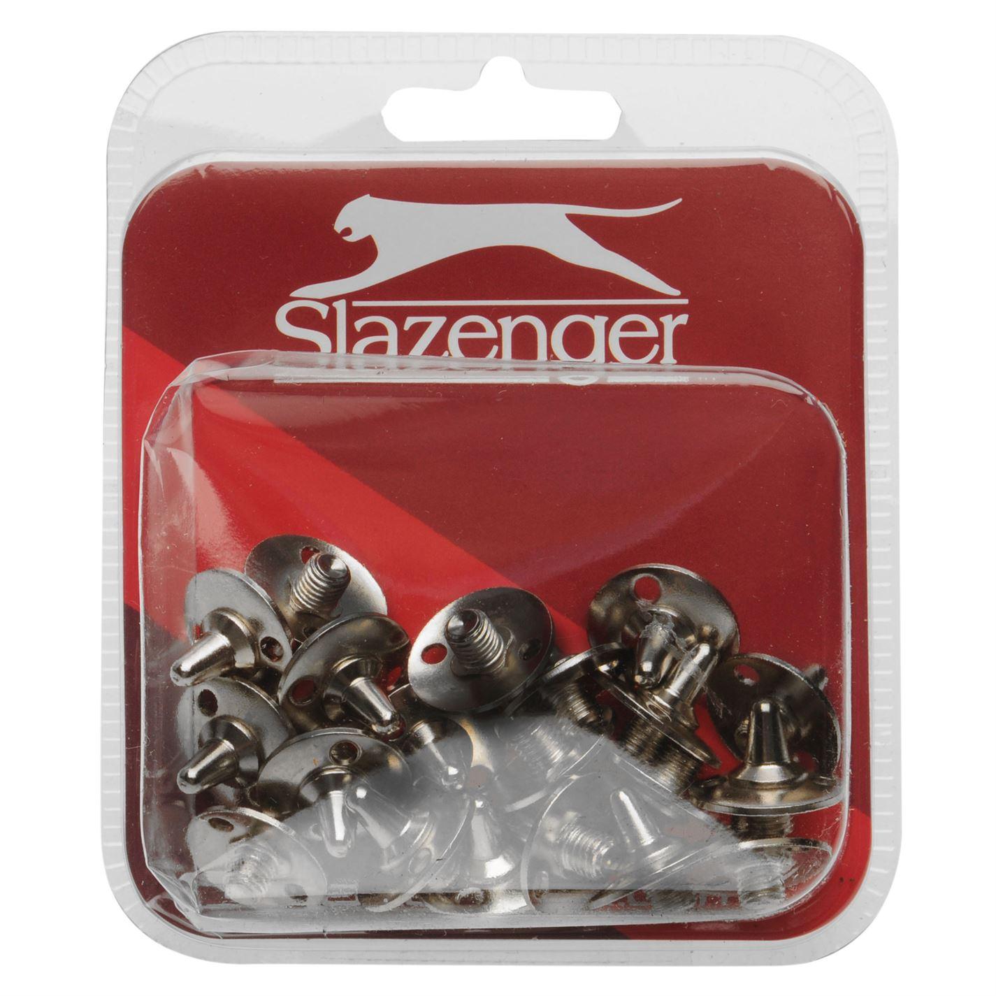 Slazenger Steel Cricket Cu Crampoane 20pk