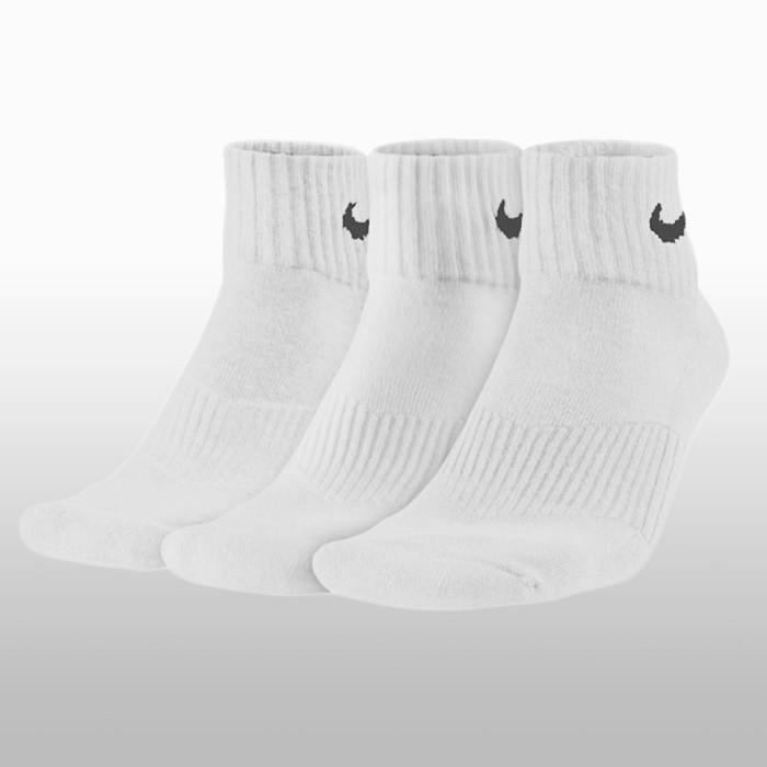 Sosete albe Nike 3-pack Barbati
