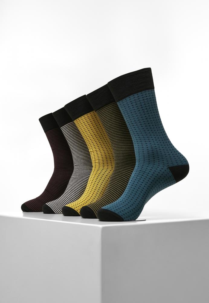 Sosete Stripes and Dots 5-. wintercolors Urban Classics