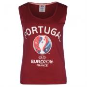 Maiou Graphic UEFA EURO 2016 Portugal pentru Femei