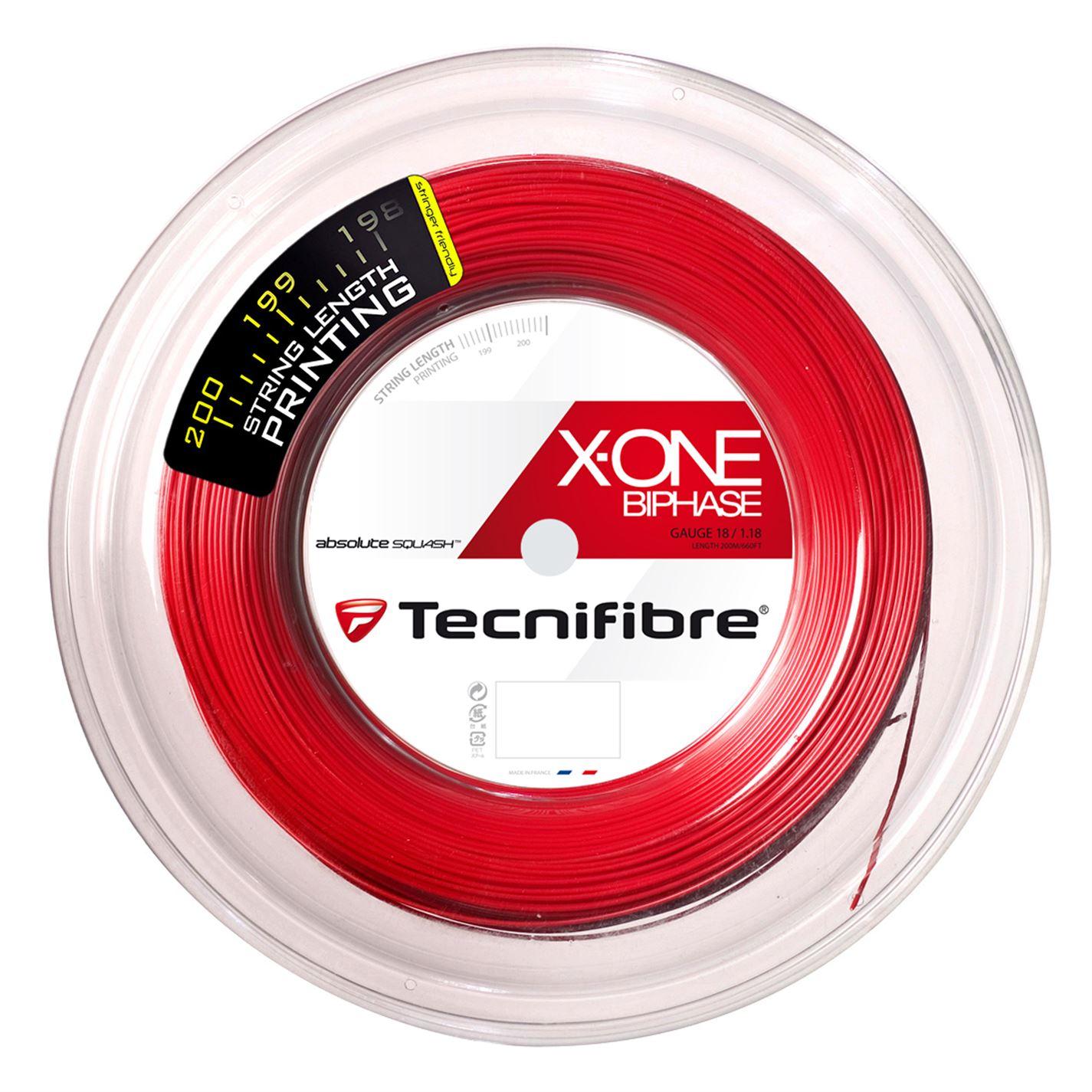 Tecnifibre Xone Biphase Squash String