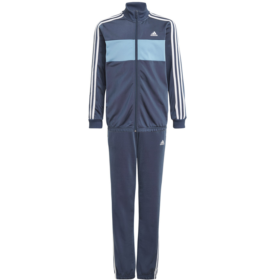 Mergi la Treninguri Adidas Essentials Tiberio For bleumarin And albastru GU2757 pentru Copii