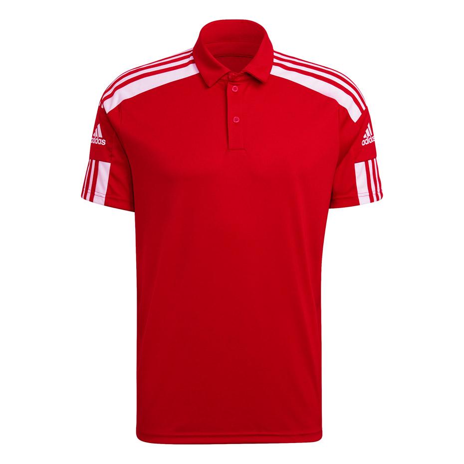 Mergi la Tricou Adidas Squadra 21 Polo rosu GP6429 pentru Barbati