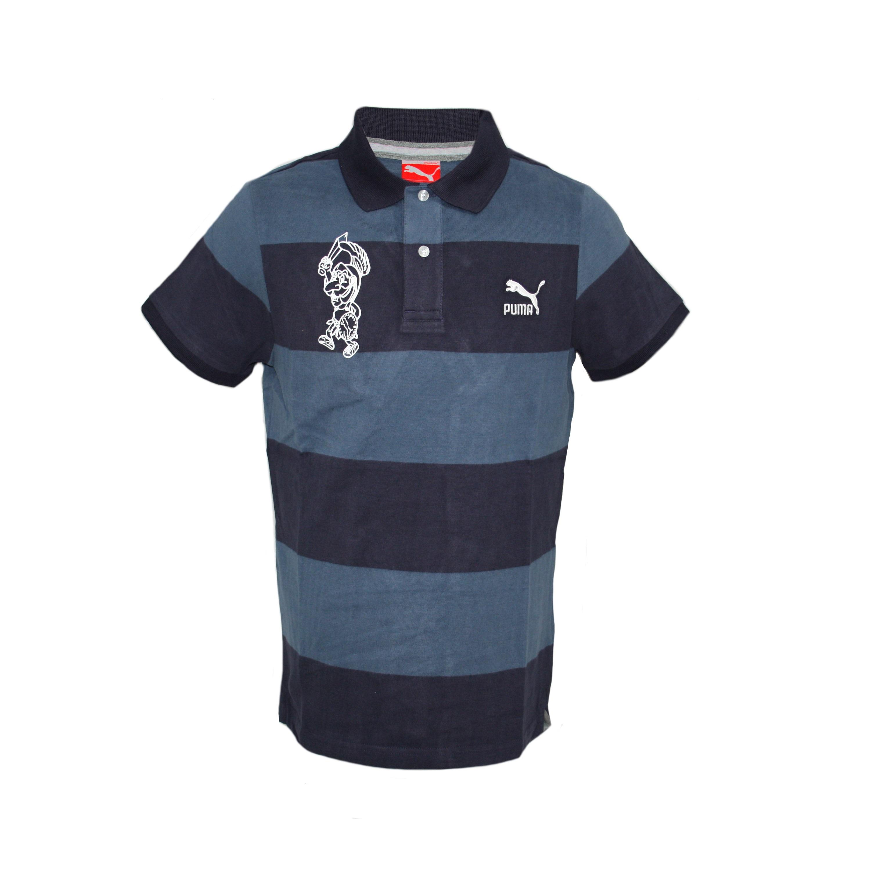 Tricou barbati Edition Polo Blue Puma