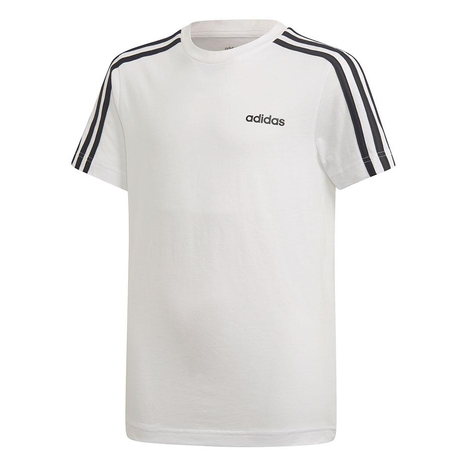 Mergi la Tricou For Adidas Essentials 3 Stripes alb DV1800 pentru Copii