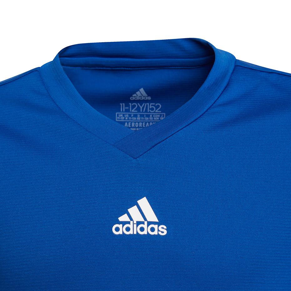 Tricou For Adidas Team Base Tee albastru GK9087 pentru Copii
