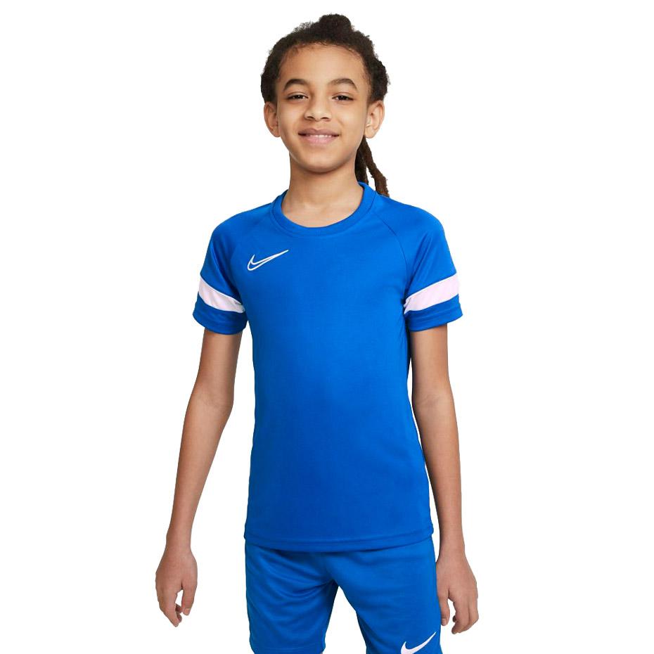 Mergi la Tricou For Nike Dri-FIT Academy albastru CW6103 480 pentru Copii