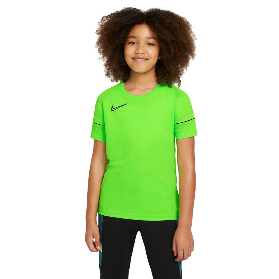 Mergi la Tricou For Nike Dri-FIT Academy verde CW6103 398 pentru Copii