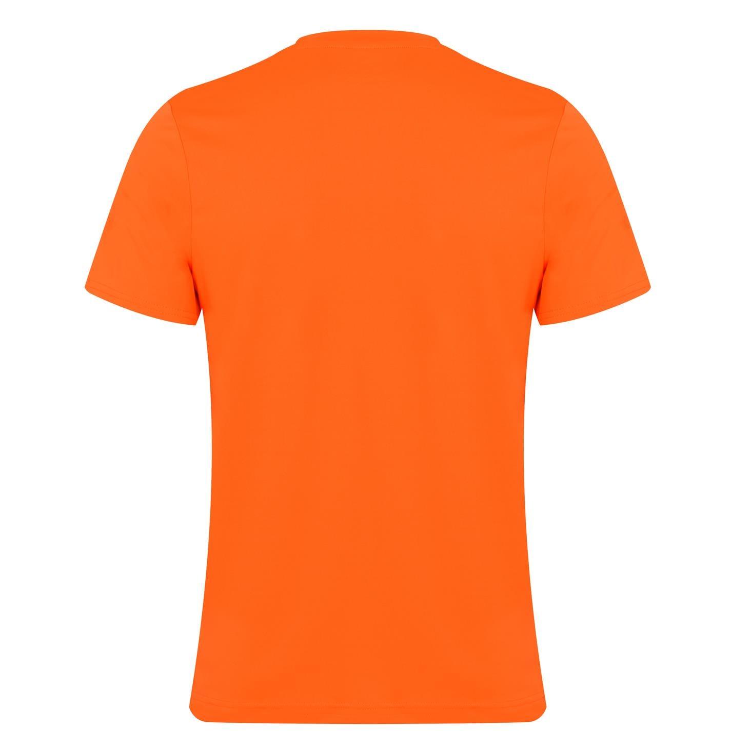 Tricou fotbal Castore Rangers 2021 2022 portocaliu