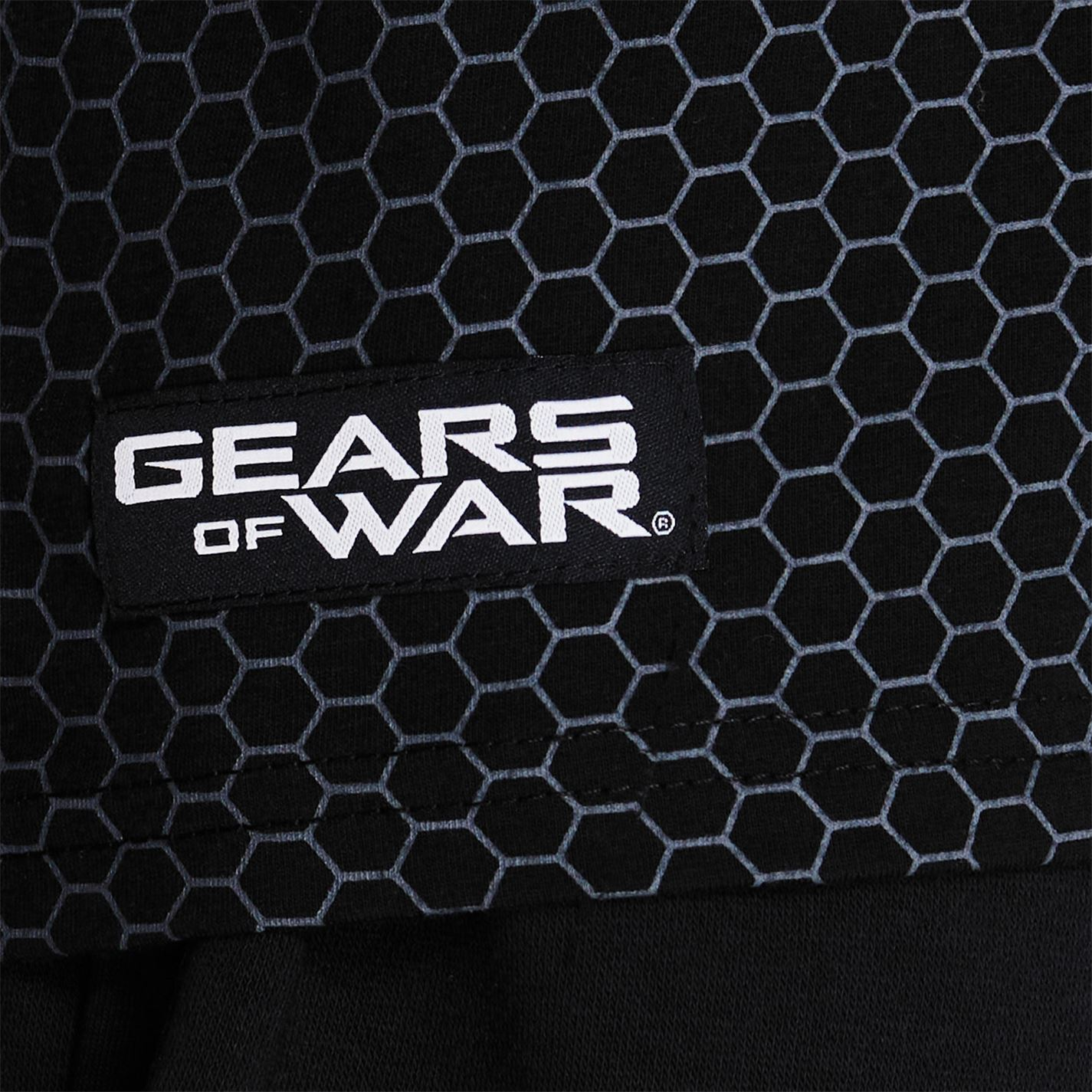 Tricou Gaming Gears Of War cu personaje negru colorblk
