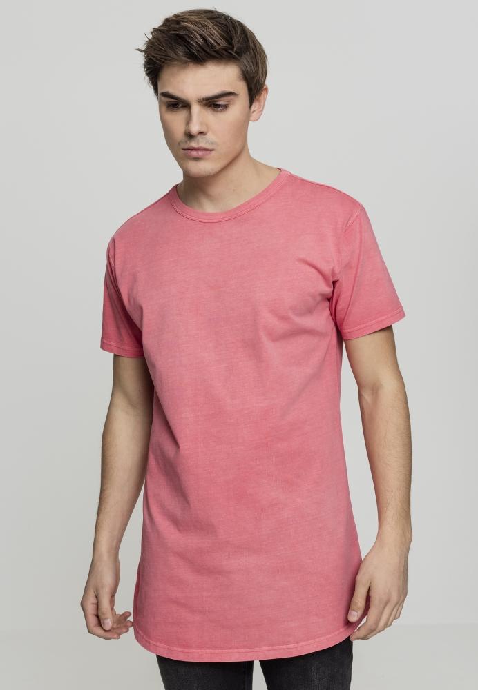 Mergi la Tricou lung Garment coral Urban Classics
