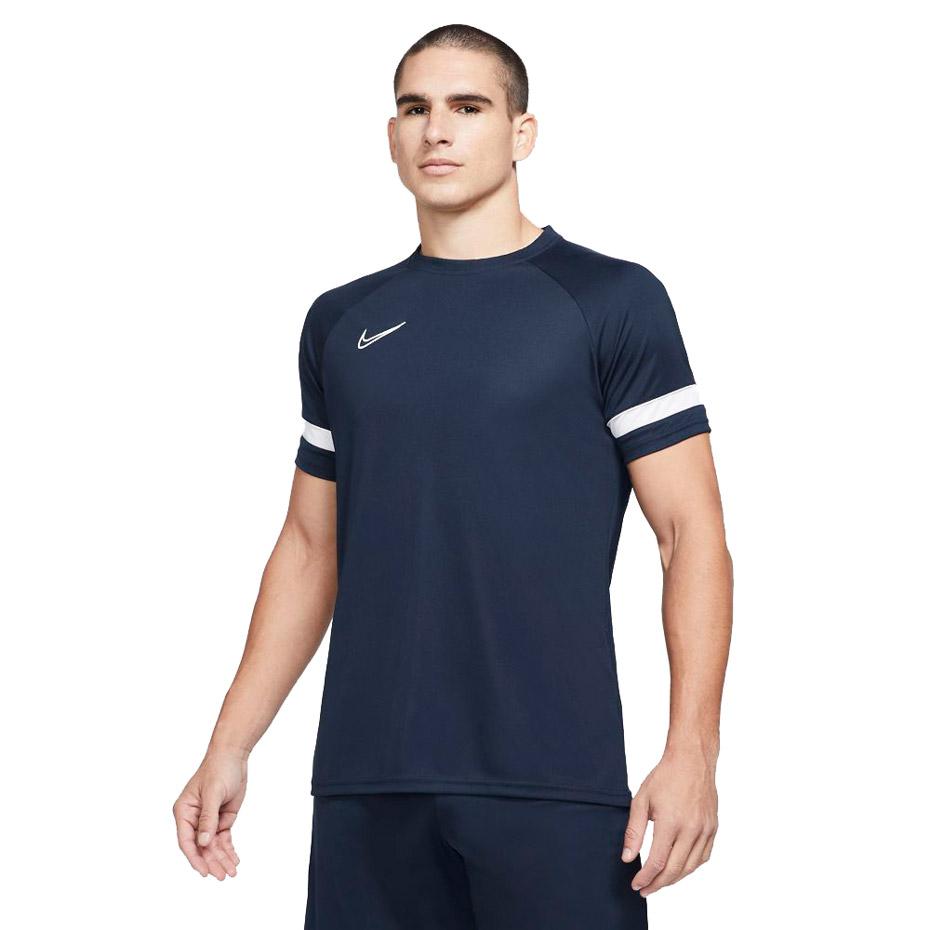 Mergi la Tricou Nike Dri-FIT Academy bleumarin CW6101 451 pentru Barbati