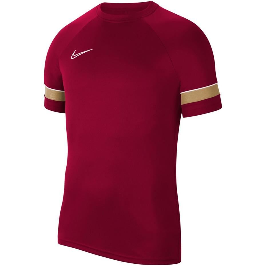 Mergi la Tricou Nike Dri-FIT Academy visiniu CW6101 677 pentru Barbati