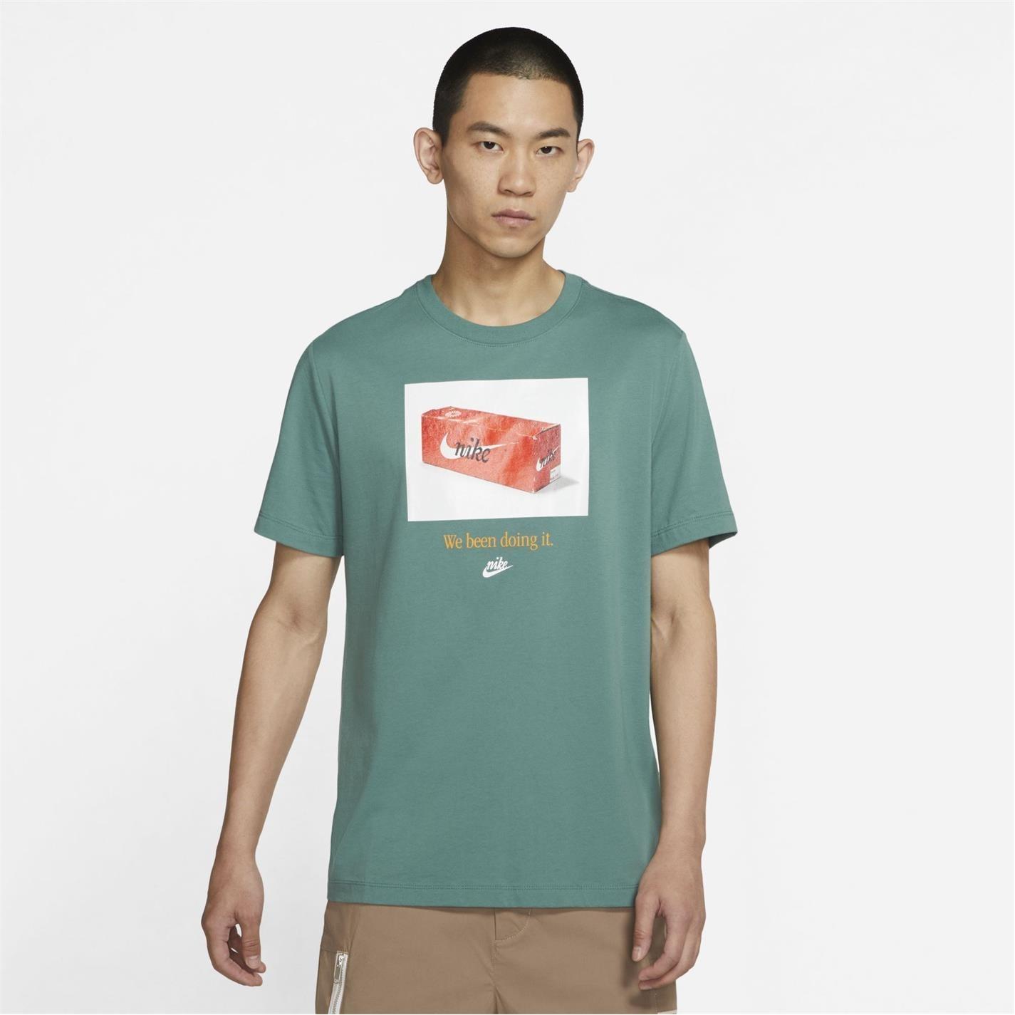 Tricou Nike Sportswear pentru Barbati verde