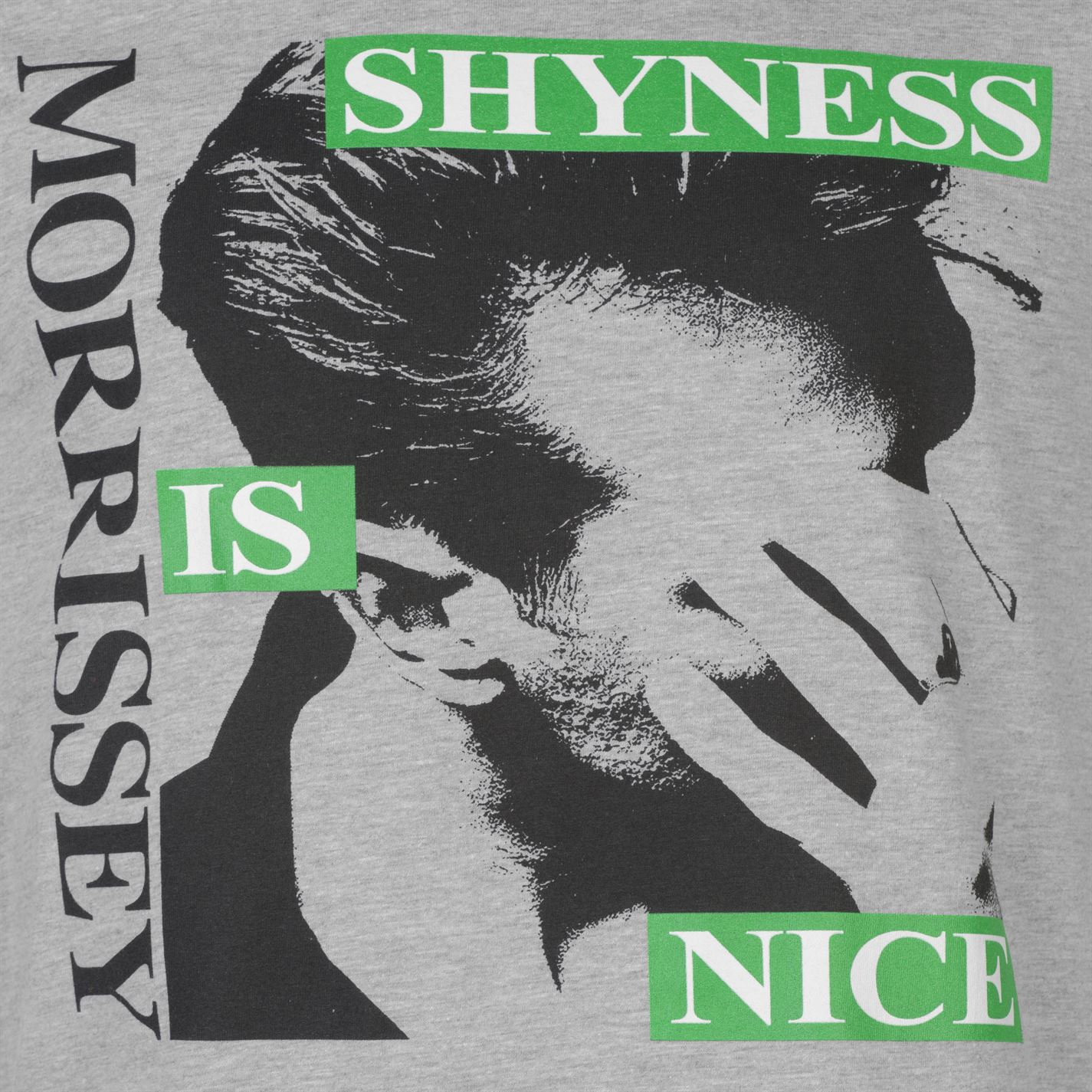 Tricou Official Morrisey Band