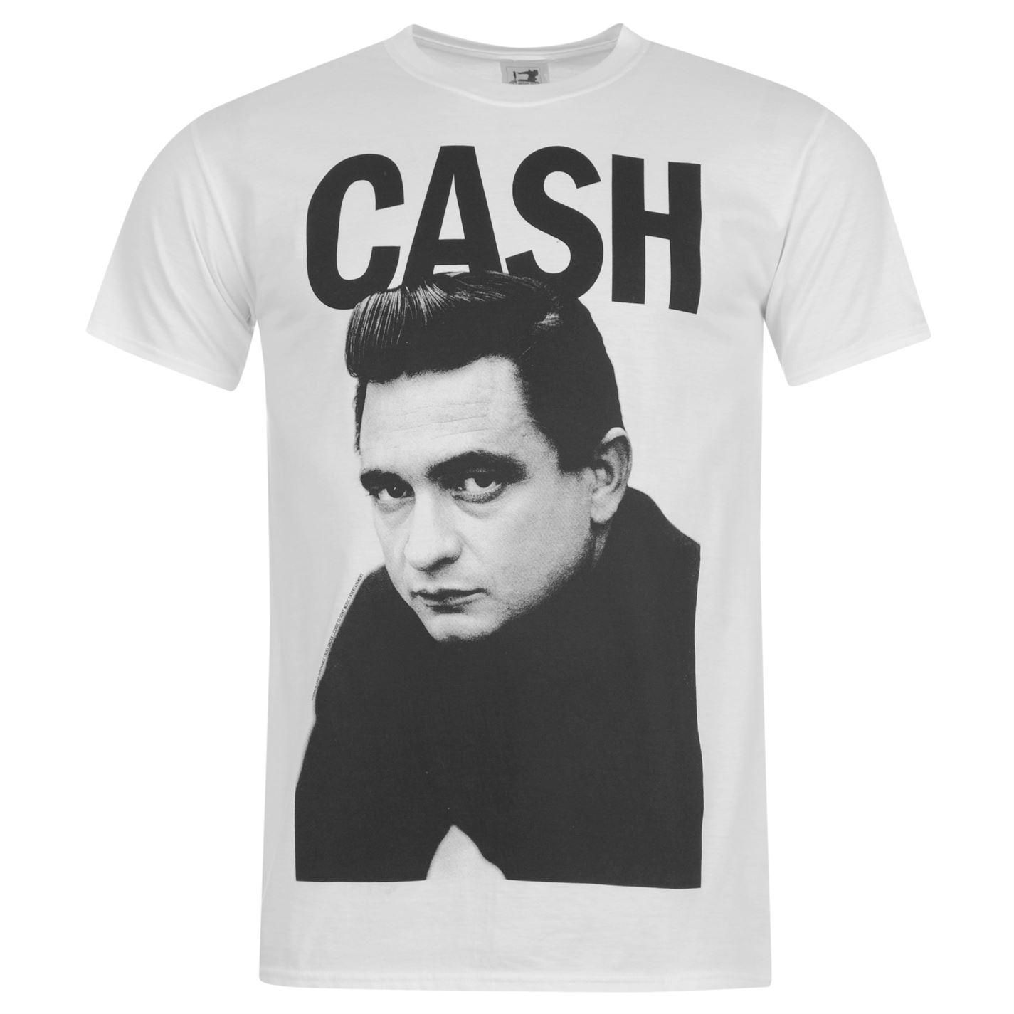 Tricou Official Johnny Cash Pentru Barbati