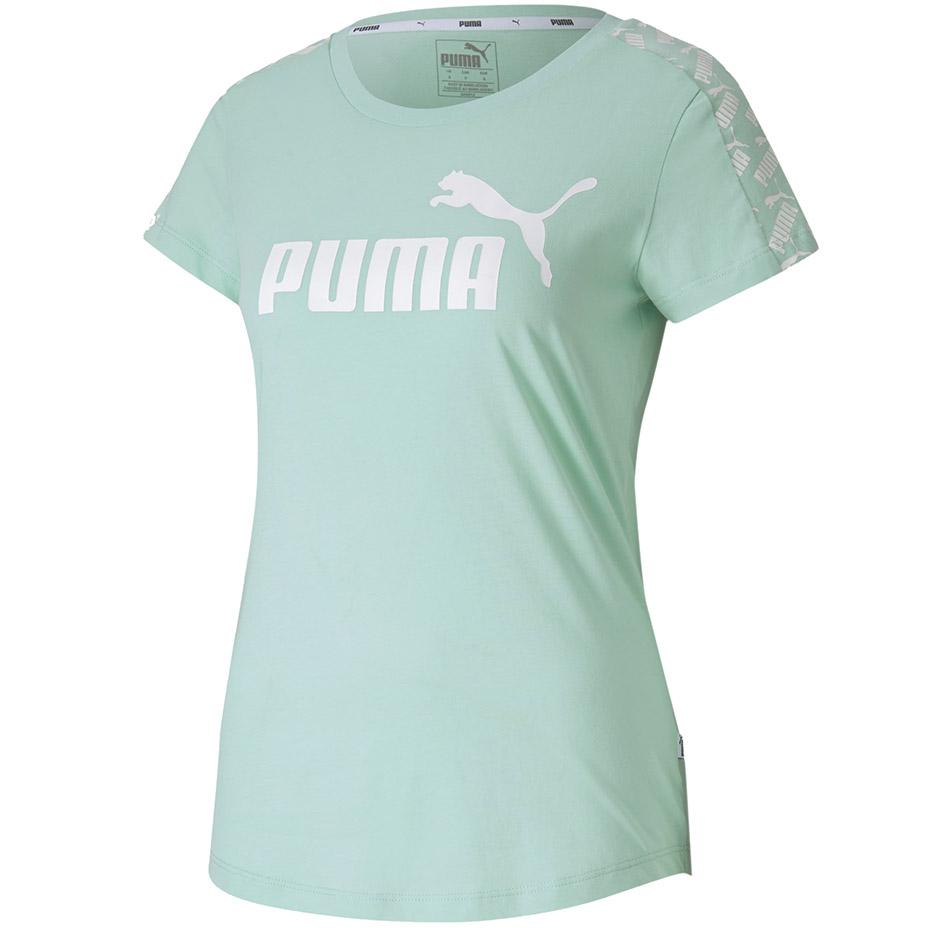 Mergi la Tricou Puma Amplified verde 581218 32 pentru femei