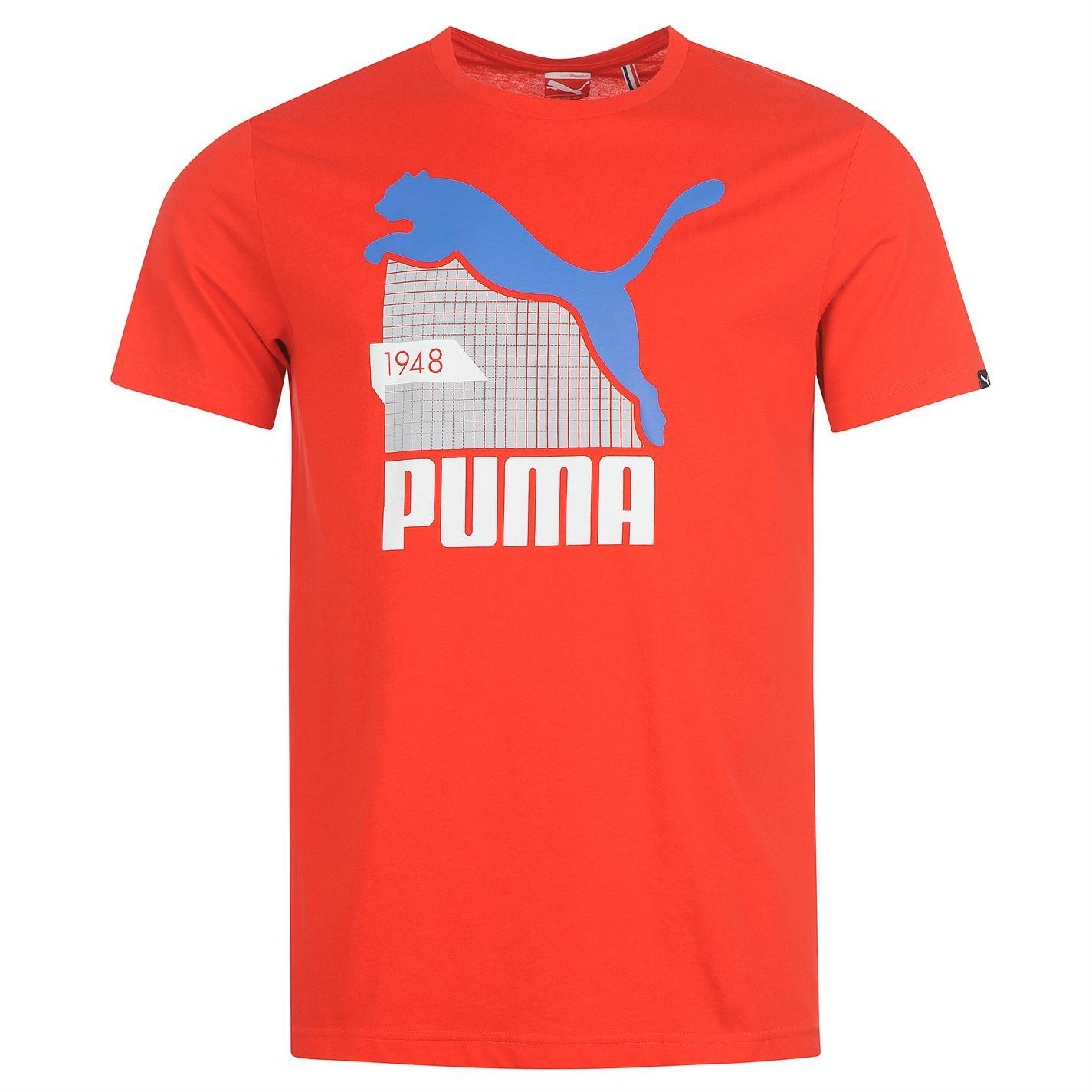 Tricou Puma Qtt Cat Graph Pentru Barbati