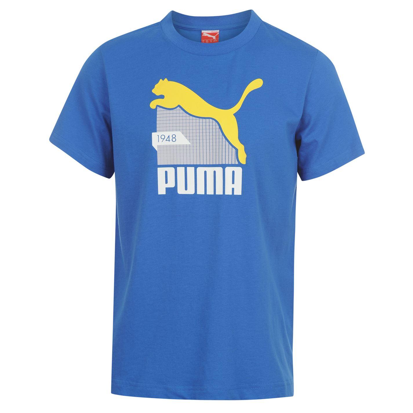 Tricou Puma Qtt Fun Pentru Copii
