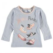 Tricou Pumpkin Patch Shoe Pentru Fete Pentru Bebel