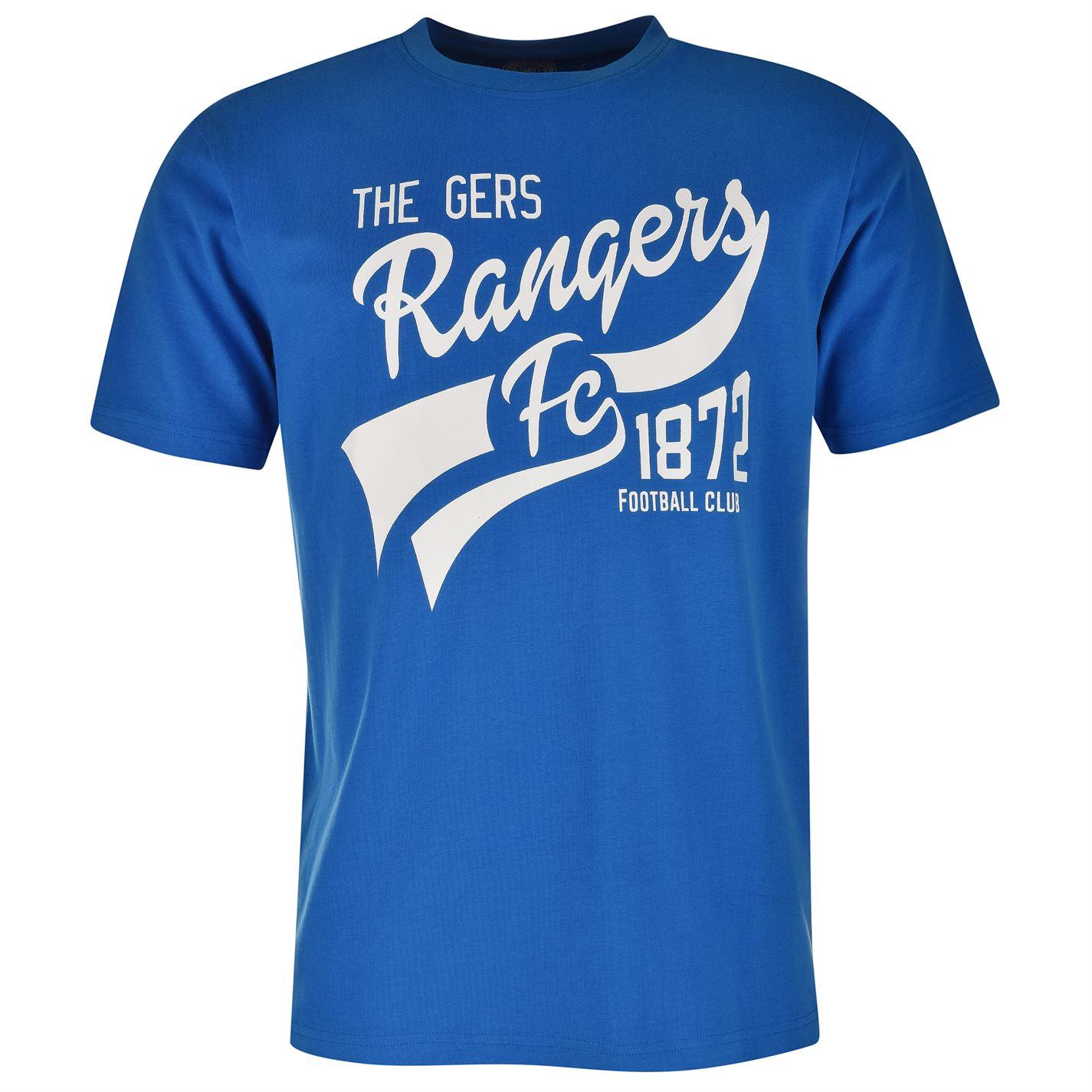 Tricouri De Fotbal Rangers