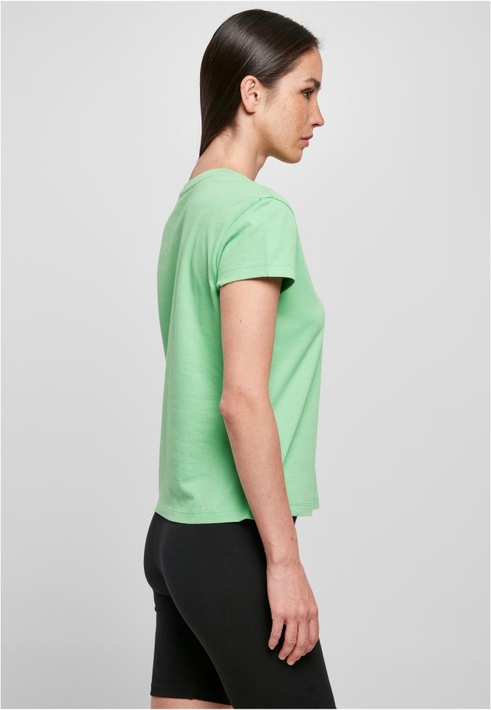 Tricou simplu lejer pentru Femei ghostgreen Urban Classics