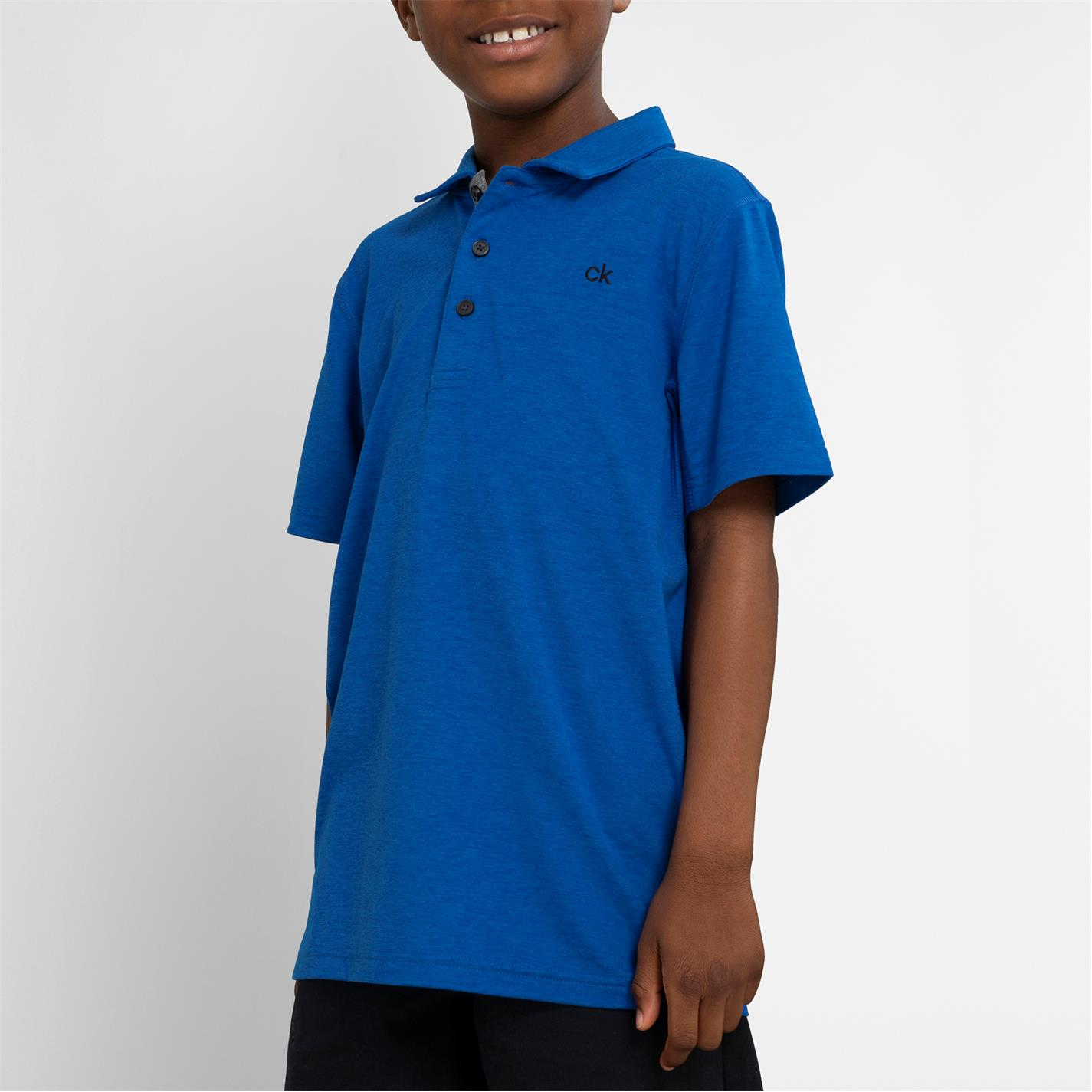 Tricouri Polo Calvin Klein Golf albastru