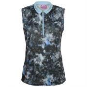 Tricouri Polo Slazenger Fashion fara maneci Golf pentru Femei