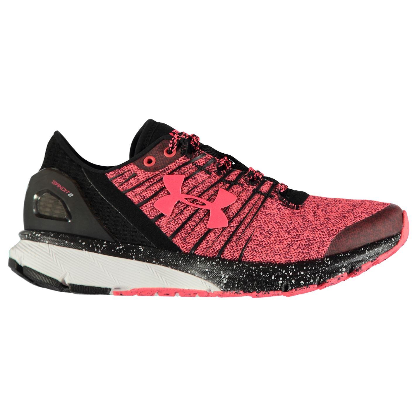 Adidasi sport Under Armour Bandit 2 pentru Femei roz