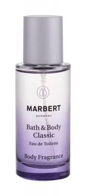 Bath & Body Classic - Marbert - Apa de toaleta