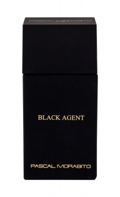 Black Agent - Pascal Morabito - Apa de toaleta