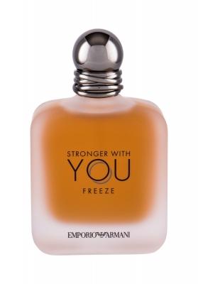 Emporio Armani Stronger With You Freeze - Giorgio Armani - Apa de toaleta