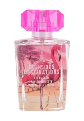 #Flamingo - Delicious Destinations - Apa de toaleta