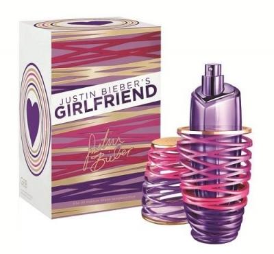 Parfum Girlfriend - Justin Bieber - Apa de parfum - Tester EDP