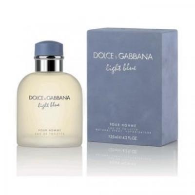 Parfum Light Blue Pour Homme - Dolce Gabbana - Apa de toaleta - Tester EDT