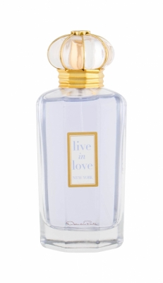 Live in Love New York - Oscar de la Renta - Apa de parfum EDP