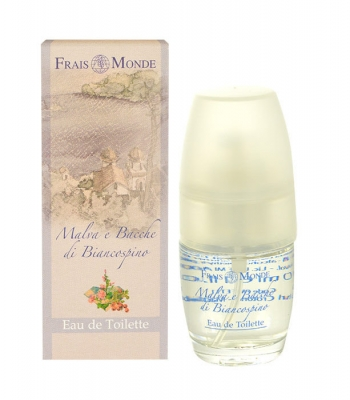 Parfum Mallow And Hawthorn Berries - Frais Monde - Apa de toaleta EDT