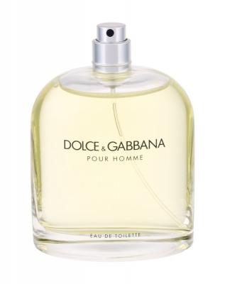 Parfum Pour Homme - Dolce Gabbana - Apa de toaleta - Tester EDT