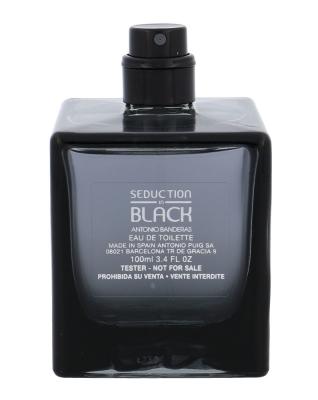 Parfum Seduction in Black - Antonio Banderas - Apa de toaleta - Tester EDT