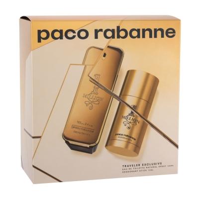 Set 1 Million - Paco Rabanne - Apa de toaleta