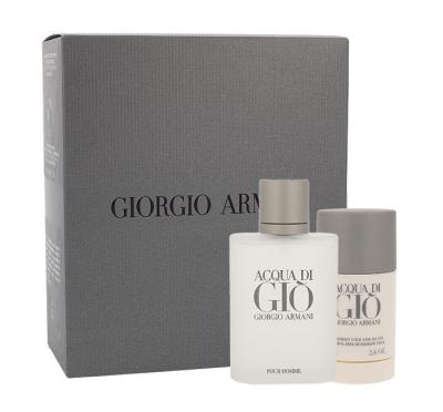 Set Parfum Acqua di Gio - Giorgio Armani - Apa de toaleta EDT